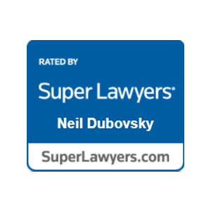 Rated by Super Lawyers