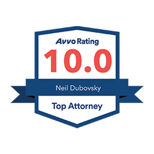 Top Rated by Avvo